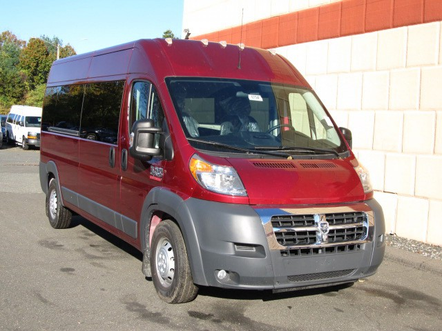 2016 Ram Promaster Window Van Wheelchair van for sale in Connecticut & Massachusetts.