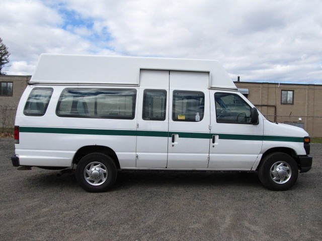 2010 Ford E-Series Van Wheelchair van for sale in Connecticut & Massachusetts.