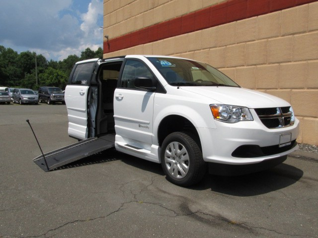 2017 Dodge Grand Caravan Wheelchair van for sale in Connecticut & Massachusetts.